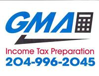 Personal Income Taxes - prepared by a C.G.A.