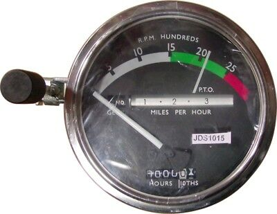 Re206854 Tachometer For John Deere 2510 2520 3020 4020 Tractors