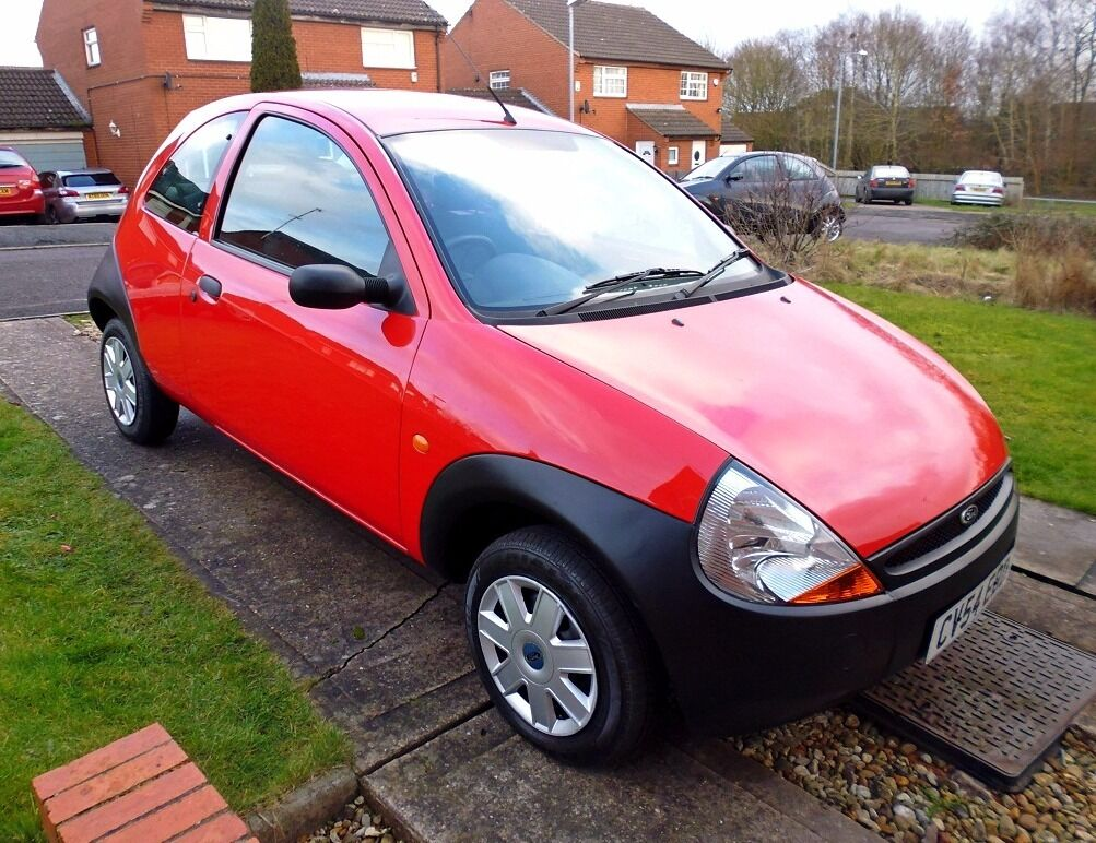 Ford Ka Red  Low Mileage Long Mot Great Condition