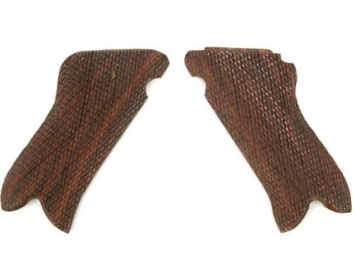 Luger grip set, wood - perfect fit!