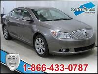 2010 Buick LaCrosse CXS, Heated Leather, Sunroof, Bluetooth