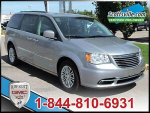 2015 Chrysler Town & Country Touring-L, Leather, Power Sliders