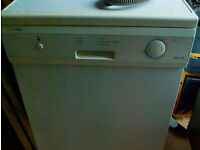 Dishwasher, good condition, free standing, fits under counter, practical, bargain