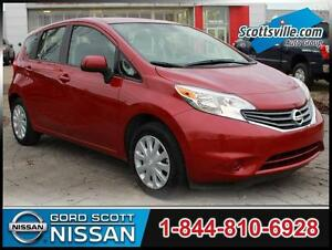 2014 Nissan Versa Note SV, Convenience Pkg,, Cloth, Backup Cam