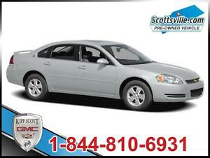 2009 Chevrolet Impala LT, Cloth, Remote Start, Auto, 1 Owner