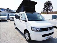 2012 Volkswagen VW Transporter Pop Top Camper Campervan Conversion