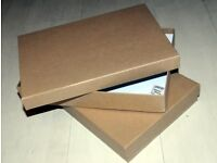 Kraft Brown A4 Box 215 x 310 x 50mm - Quantity 40