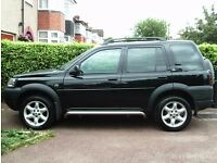 2003 LANDROVER FREELANDER KALAHARI TD4 REALLY CLEAN 1 PREVIOUS OWNER