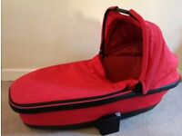 Quinny carrycot compatible with buzz/buzz extra/modd