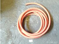 8 mm I/D X JUST OVER 4 METERS OF HIGH PRESSURE GAS HOSE