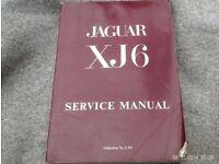 xj6 service manual