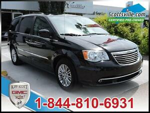 2015 Chrysler Town & Country Touring-L, Power Sliders, Stow'nGo