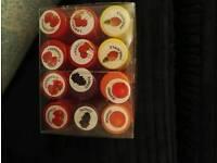 60 fruit lip gloss
