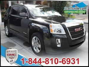 2013 GMC Terrain SLE-2 AWD, Heated Cloth, Remote Start, Towing