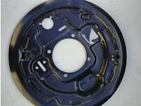 Toyota hilux rear brake backing plates