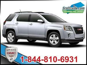 2012 GMC Terrain SLT-1, Leather, Sunroof, Towing, Low KM!