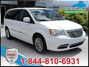 2015 Chrysler Town & Country Touring-L, Heated Leather, Stow'nGo