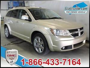 2010 Dodge Journey R/T, Leather, Nav, DVD, Bluetooth