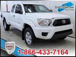 2013 Toyota Tacoma SR5 Power Package, Cloth, Bedliner, A/C