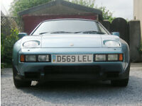 1986.5 Porsche 928 S2 4.7 Auto - 101,000 miles - Full Service History & Everything Works