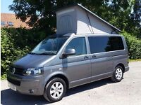 2011 VW Campervan T5 SWB 1.9TD 4 Seat, 4 Berth, AIR CON