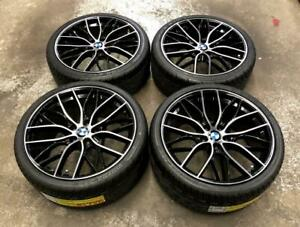 20 BMW Staggered Wheels 5x120 and Staggered Tires (BMW 5 Series) Calgary Alberta Preview