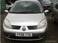 LOW MILEAGE RENAULT SCIENIC