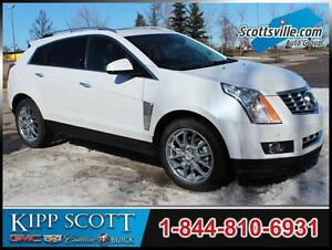 2013 Cadillac SRX Premium, Leather, Nav, Sunroof, 1 Owner Low KM
