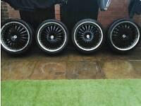 22 inch, range rover wheels