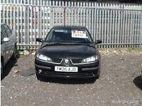 2006 RENAULT LAGUNA 1.9 TURBO DIESEL 6 SPEED LONG MOT DRIVES PERFECT £695