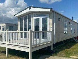 Stunning used static caravan - double glazed and central heated, locations around kent