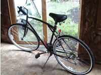 windstream bike great condition