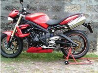 Triumph Street Triple 2010 for sale