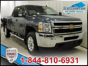 2014 Chevrolet Silverado 2500HD LT, Backup Camera, Park Assist