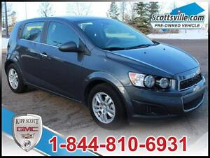 2013 Chevrolet Sonic LT, Cloth, MyLink Touch Audio, Auto
