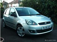 56 plate 2006 fiesta climate 1 previous owner with a new mot new tyres clean car in and out