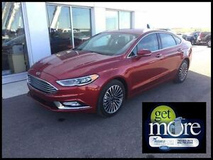 2017 Ford Fusion SE leather, moonroof $195.02 b/weekly.