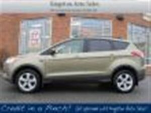 2013 Ford Escape SE AWD W/TURBO