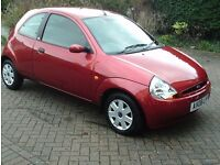 FORD KA ONLY 19,500 FROM NEW