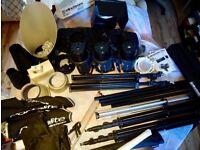 Elinchrom studio lighting equipment for sale