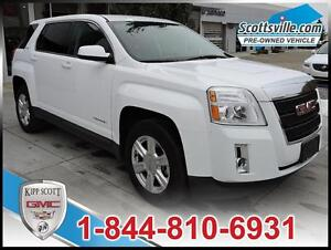 2015 GMC Terrain SLE-1 AWD, Cloth, Sat Radio, A/C, Fog Lights