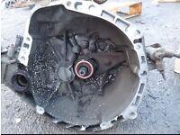 Toyota Yaris 1.0 gearbox