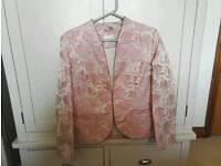 Ladies EASTEX Pink Jacket size 12