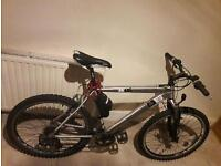 "18"" frame Mountain bike in great condition"