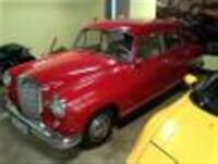 1960 Mercedes-Benz 180B | BEAUTIFUL CONDITION | ONLY 60, 000 KMS