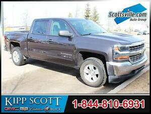 2016 Chevrolet Silverado 1500 LT, V8, Cloth, A/C, Pwr Locks/Wnds