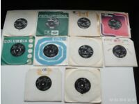 The Beatles singles job lot collection 10 number