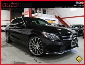 2015 Mercedes-Benz C-Class C400 4MATIC FULLY LOADED ! ! !
