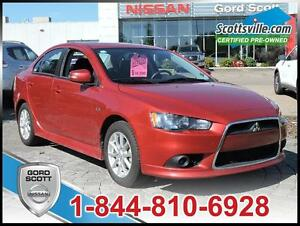 2015 Mitsubishi Lancer SE, Automatic, Heated Seats, Fun!