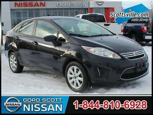 2012 Ford Fiesta SE Sedan, Cloth, SYNC, Premium Audio, Alum Rims